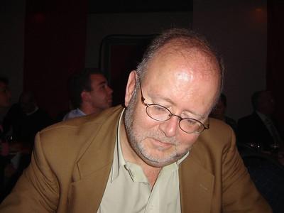 Pers bij het Schlagerfestival: Maarten-Jan Dongelmans