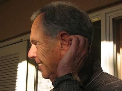 2007-08 Rotary Year - Ian Jackson President