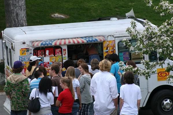Class Trips/Ice Cream Truck