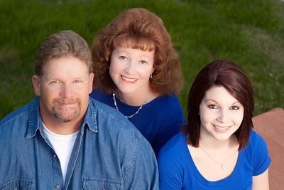 Price Family Portraits