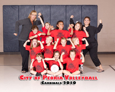 City of Peoria Volleyball Nov 2010