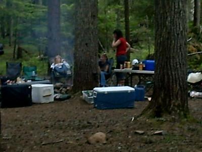 Camping July 2007