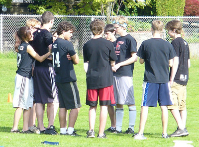 Clackamas Ultimate Frisbee Tournament - May 26th, 2007