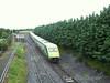 The 1030 Cork - Heuston passes Cherryville Jct.  Sat 11.08.07