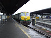228 stands at Heuston prior to forming the 1000 to Cork with the 4005 set. Sun 03.06.07