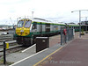 Arrival at Cork of the 1000 ex Heuston. Sun 03.06.07