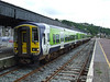 2708 + 2707 + 2718 + 2717 at Cork prior to forming the 1450 Cork - Tralee. Sun 03.06.07