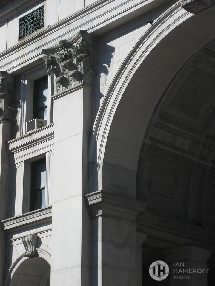 Arc de Manhattan Municipal