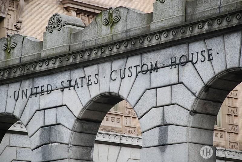 Portland U.S. Custom House