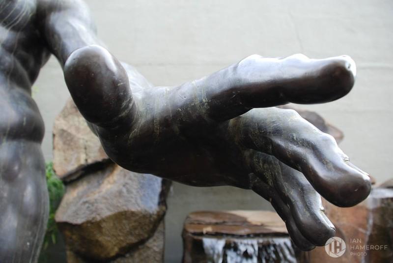 Poseidon's Hand