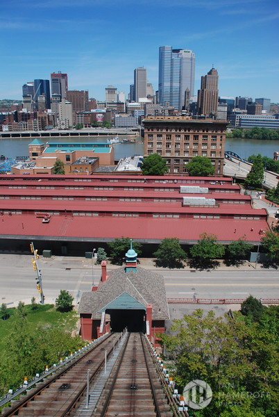 A View from the Monongahela Incline