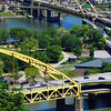 Fort Pitt and Fort Duquesne Bridges