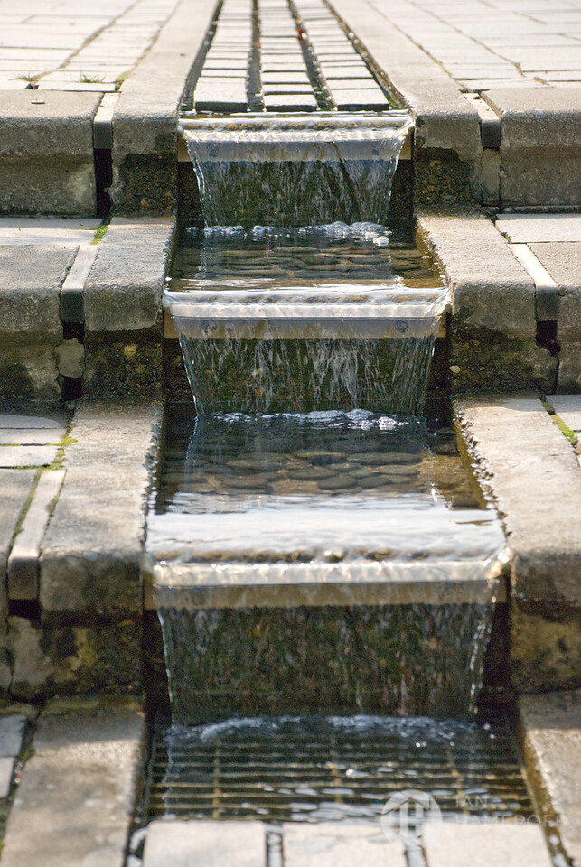 Steps of Water