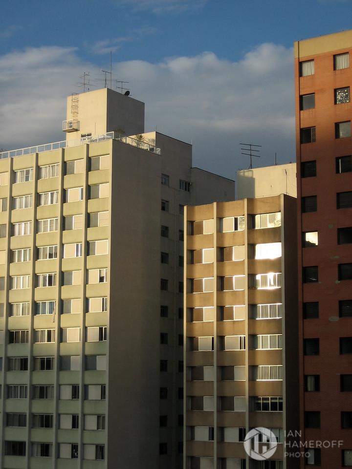 Apartments of Vila Madalena