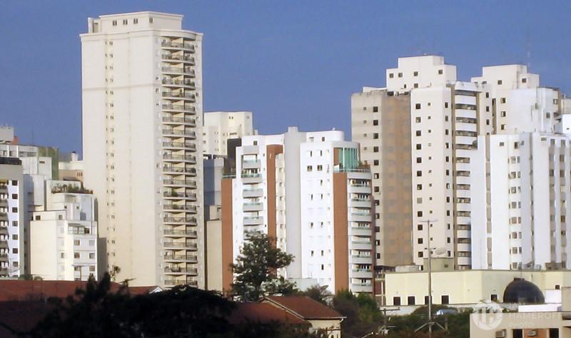 Vila Madalena Skyline