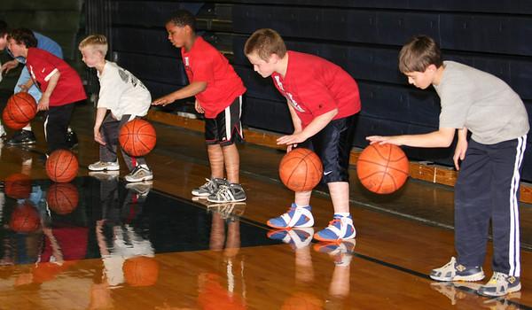 Cougar Mens Basketball