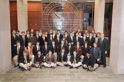 Alumni Events 2008-09