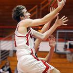 12/05/08 Hinsdale Central HS  Glenbard West vs Hinsdale Central boys freshman basketball.  Scott Hardesty/www.starphotos.us