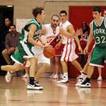 12/1/08 Hinsdale Central HS  York vs Hinsdale Central boys varsity basketball  Scott Hardesty/www.starphotos.us
