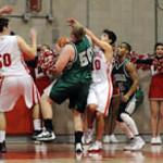12/05/08 Hinsdale Central HS  Glenbard West vs Hinsdale Central boys varsity basketball.  Scott Hardesty/www.starphotos.us