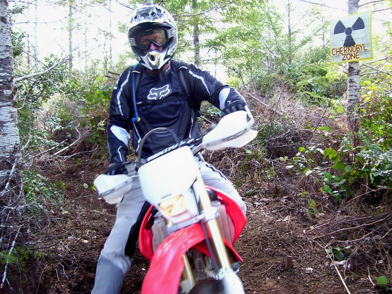 Tod & Honda CRF 250