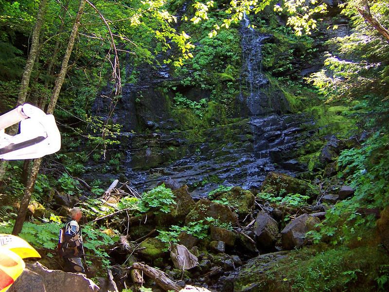 Badd Andy's Waterfalls
