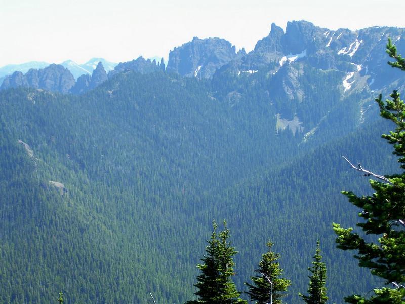Fifes Peaks