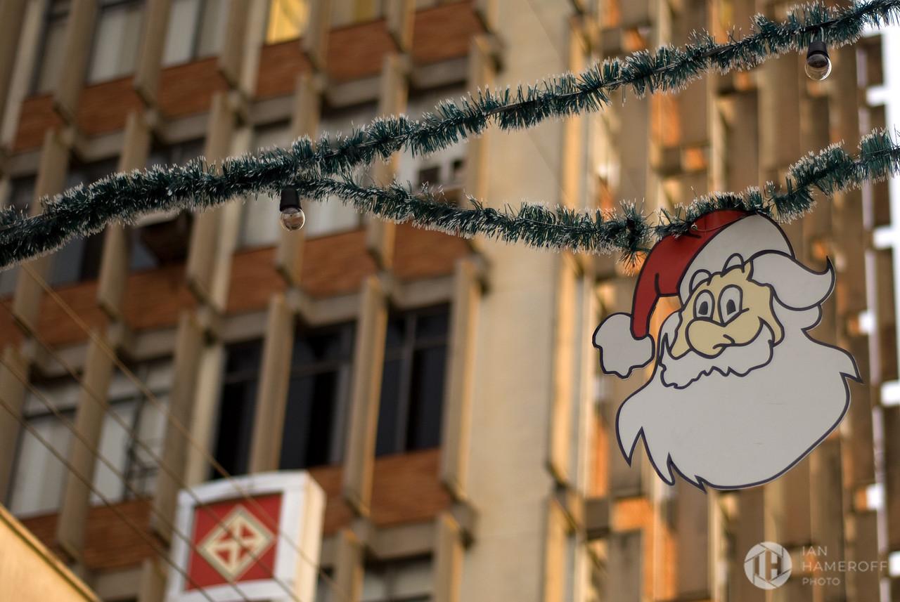 Passos Papai Noel