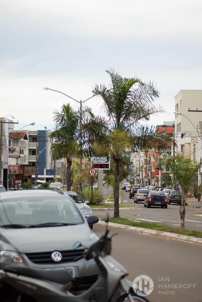 Downtown Passos