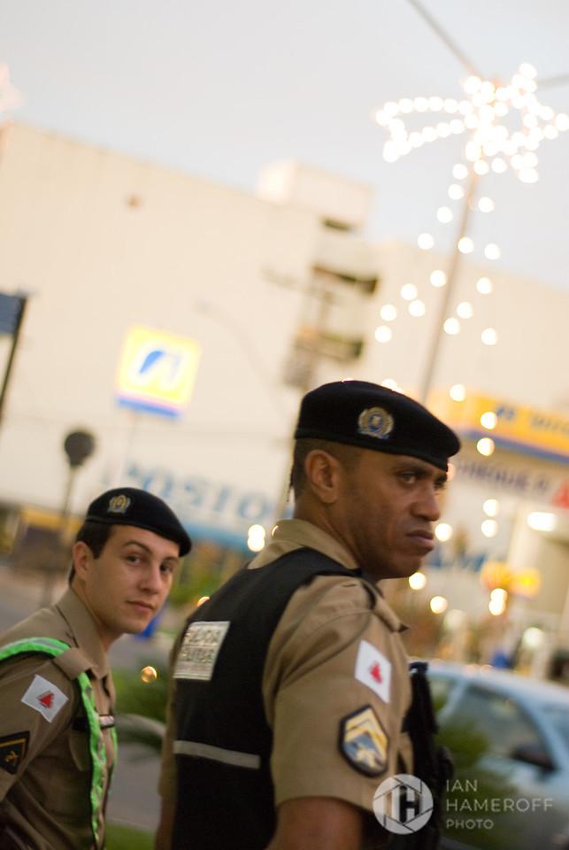 Passos Policia