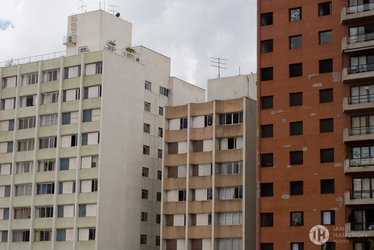 Apartments of Vila Madalena, Redux II