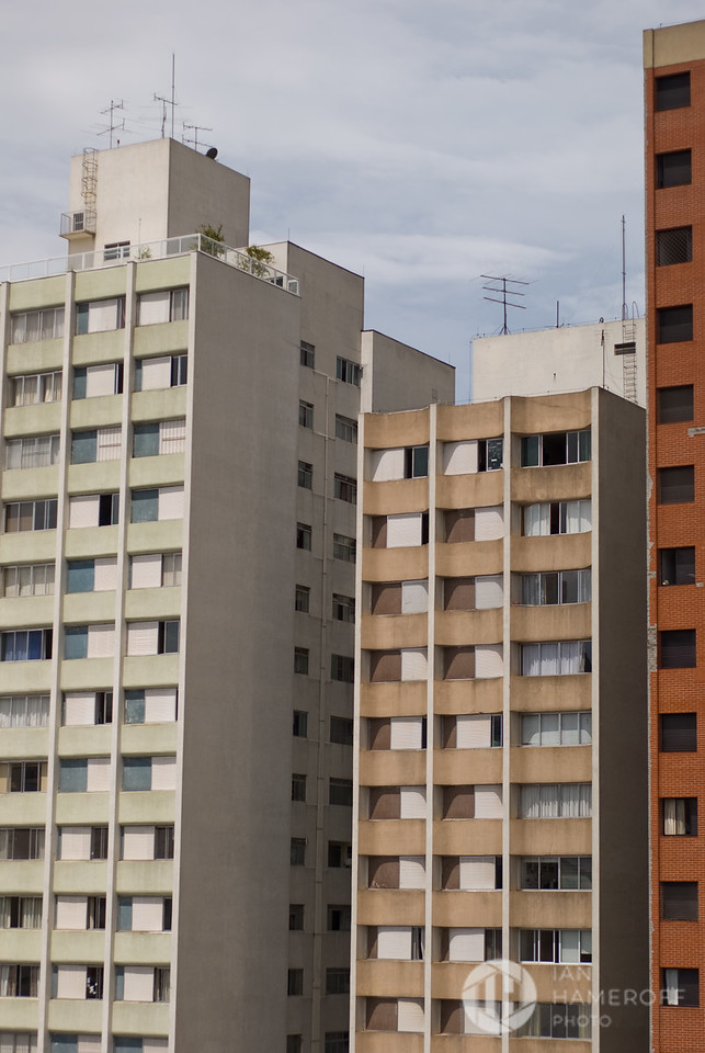 Apartments of Vila Madalena, Redux I