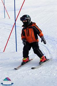 Cookie Race-Adventure course Jan.1 2009