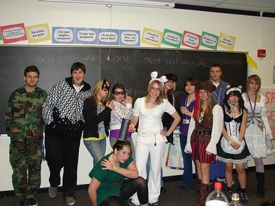 Kurbisfest (Halloween Party)