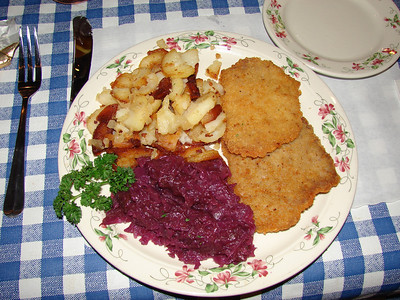 Schnitzelplatz Restaurant Trip with SHS German Club