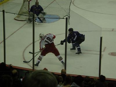 UNO Mavericks v Minnesota State Mavericks Feb 24, 2009