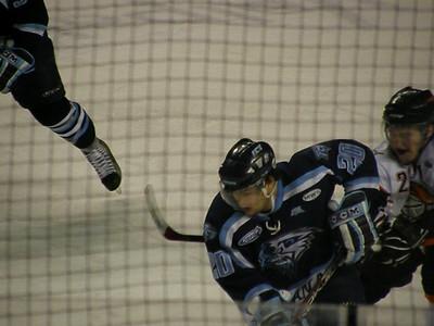 Indiana Ice v Omaha Lancers Jan 2, 2009