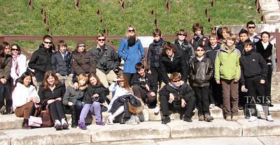 The Amalfi Coast - Middle School