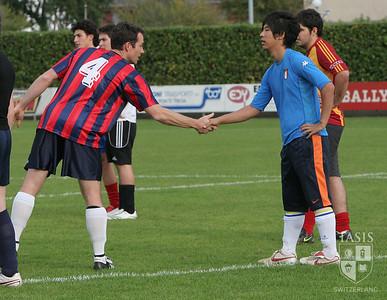Boys Soccer vs. TASIS Faculty