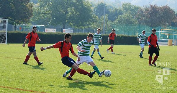 Boys Soccer Tournament in Basel