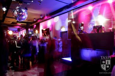 Dancing at Club One