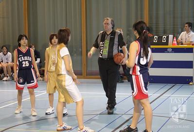 Girls Varsity Basketball Tournament - Villars