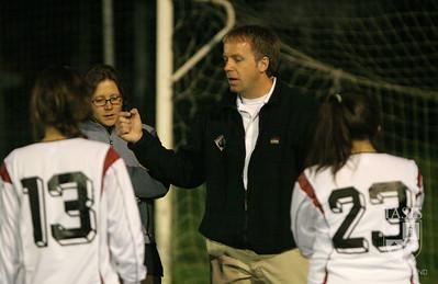 Girls Soccer vs Franklin College (9/23/08)