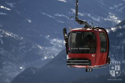 Crans Ski Week 2009