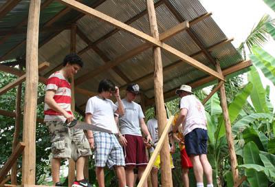 Spring Break Service - Cambodia 2009