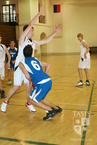 TASIS Boys Basketball Tournament (January 2009)