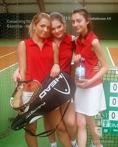 TASIS Tennis - Zurich 2009