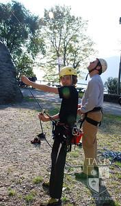 Rockclimbing in Italy