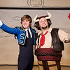 Drew Ignatowski and Christopher Vehon in Ferdinand the Bull.<br /> Photo Credit: Heather Hill.