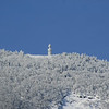 Top of Mt. Greylock (w/ zoom lens)